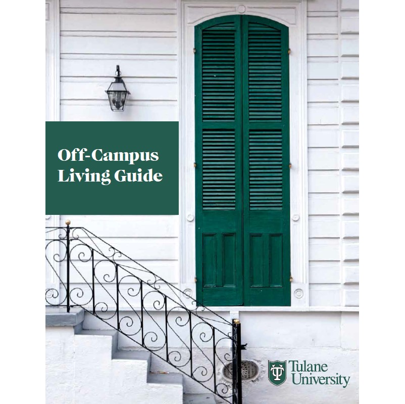 Off-Campus Living Guide for Students Image
