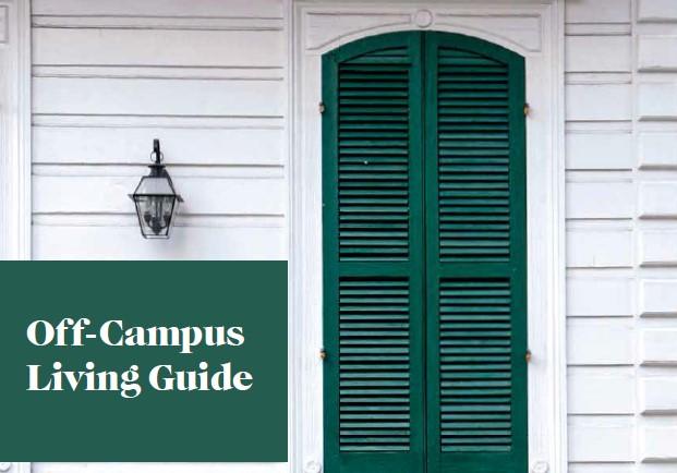 Off-Campus Living Guide Image