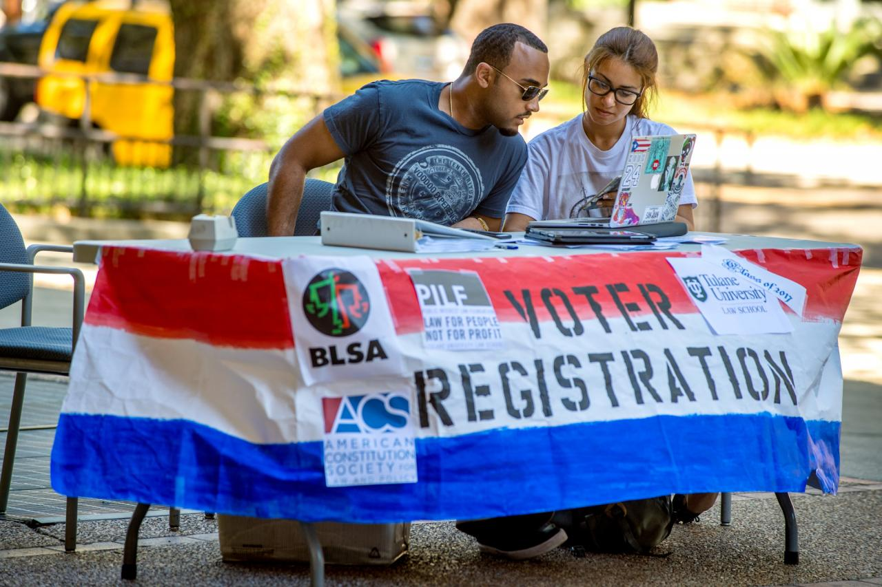 Voter Registration Image